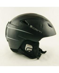 Горнолыжный шлем Cairn чорный матовый (H-041)