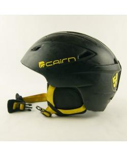Горнолыжный шлем Cairn черный матовый (H-050)