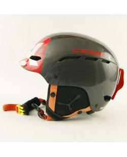 Горнолыжный шлем Cebe графитовый глянцевый (H-033)