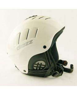 Горнолыжный шлем Diezz белый глянец (H-071)