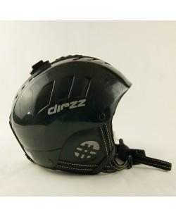 Гірськолижний шолом Diezz чорний глянець (H-072))