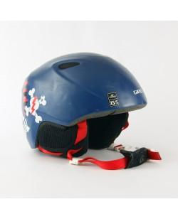 Горнолыжный шлем Giro Slingshot синий матовый (H-001)