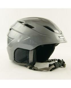 Горнолыжный шлем Giro серый глянцевый (H-035)