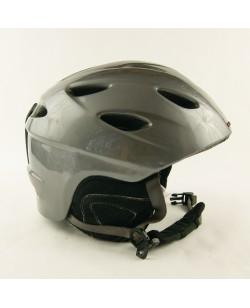 Горнолыжный шлем Giro серый глянцевый (H-042)