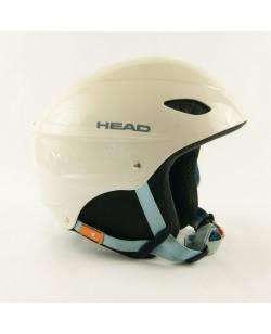 Горнолыжный шлем Head Intersport белый глянец (H-021)