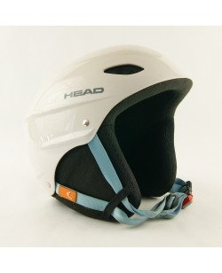 Горнолыжный шлем Head белый глянец (H-019)