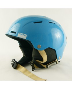 Горнолыжный шлем Head светло-голубой глянец (H-008)