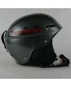 Горнолыжный шлем Head темсно-серый глянец (H-083)