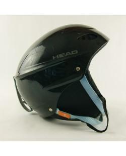 Горнолыжный шлем Head черный глянец (H-059)