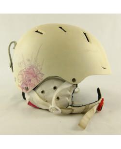 Горнолыжный шлем Julbo белый глянец (H-076)