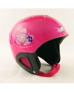Горнолыжный шлем Julbo розовый глянец (H-025)