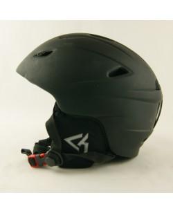 Горнолыжный шлем Lhoise чорный матовый (H-070)