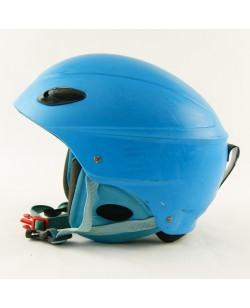 Горнолыжный шлем Quiksilver голубой матовый (H-034)