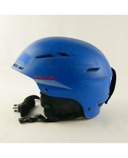 Горнолыжный шлем Quiksilver синий матовый (H-067) Б/У