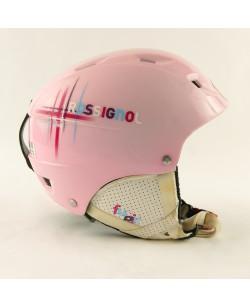 Горнолыжный шлем Rossignol розовый глянец (H-031)