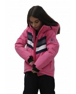 Куртка лыжная детская Just Play Mavic розовый (B4336-pink)