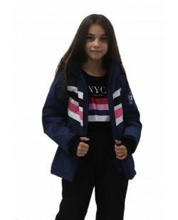Куртка лыжная детская Just Play Mavic синий (B4336-blue)