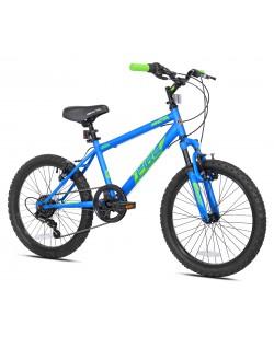 """Велосипед детский BCA Crossfire 20"""" голубой (ad-117)"""