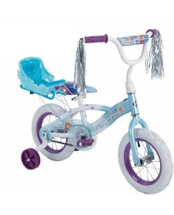 """Велосипед детский Huffy Disney Frozen 12"""" голубой (ad-120)"""