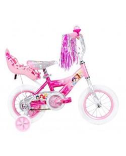 """Велосипед детский Huffy Disney Princess 12"""" розовый (ad-119)"""