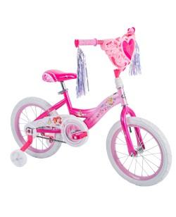 """Велосипед детский Huffy Disney Princess 16"""" розовый (ad-127)"""