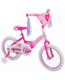 """Велосипед детский Huffy Disney Princess 20"""" розовый / белый (ad-130)"""