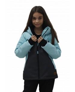 Куртка лыжная детская Just Play Dobie голубой (B4335-blue)