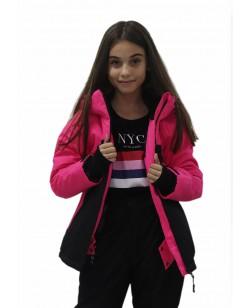 Куртка лыжная детская Just Play Dobie красный (B4335-red)