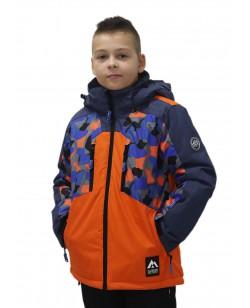 Куртка лыжная детская Just Play Moro оранжевый (B3360-orange)