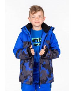 Куртка лыжная детская Just Play Sota синий (B3339-blue)
