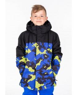 Куртка лыжная детская Just Play Sota черный (B3339-black)