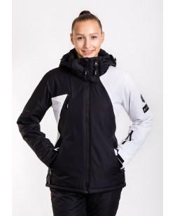 Куртка лыжная женская Just Play Snow черный (B2377-black)