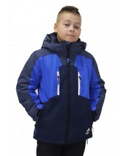 Куртка лыжная детская Just Play Hallo синий (B3358-blue)