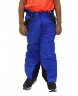 Брюки горнолыжные Just Play детские синий (N3150-3-blue)