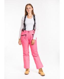 Брюки горнолыжные Just Play женские розовый (N2152-6pink)