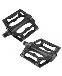Педали DN PS-450 BLK алюминиевые, 9/16 черные (PS450-blk)
