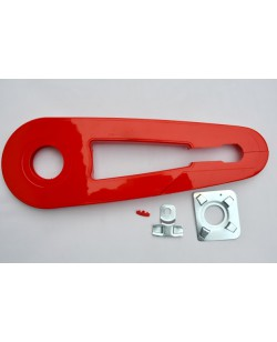 Защита цепи 18Т с креплением, красный (C-PZ-0288)